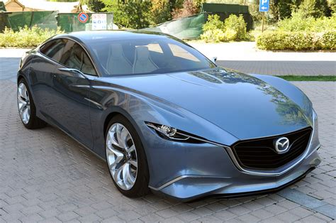 new mazda vehicles new mazda shinari another four door sports coupe pro car