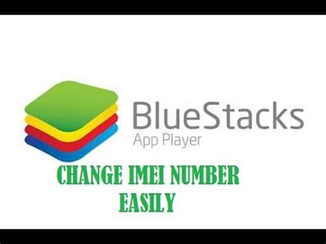 bluestacks quit working how to change imei of bluestacks 100 working youtube