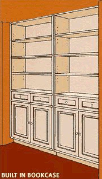 build recessed shelves how to build a recessed wall unit diy home projects