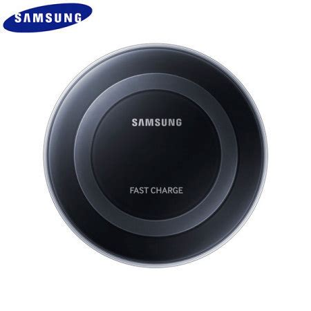 official samsung galaxy s8 s8 plus wireless fast charge pad black