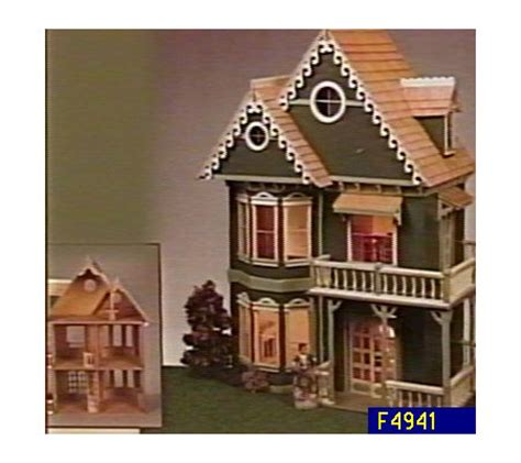 gothic doll house tennyson gothic dollhouse kit qvc com