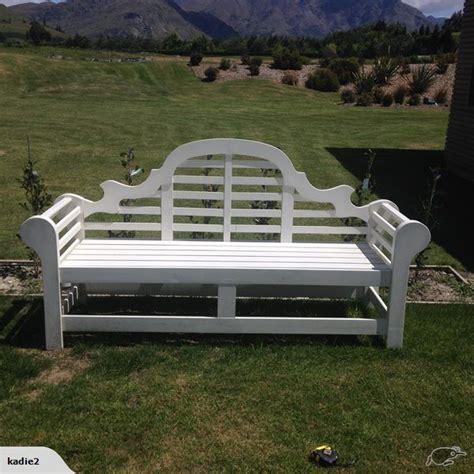 white lutyens garden bench 17 best ideas about lutyens bench on pinterest formal