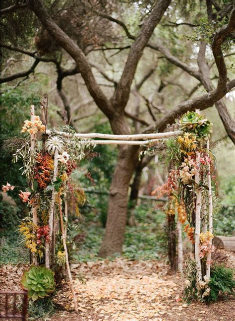 garden arbor plans autumn weddings pics hot fall wedding detail ideas 2013 trends