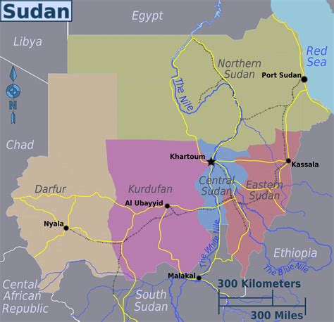 where is sudan on the world map maps of sudan map library maps of the world