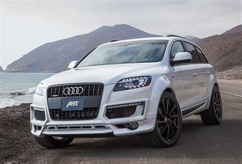 Audi Q7 V12 Tuning by Audi Q7 V12 Tdi Audi Q7 Tuning Abt Johnywheels