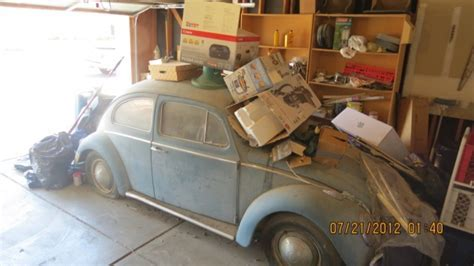 Garage Bug: 1962 VW Beetle