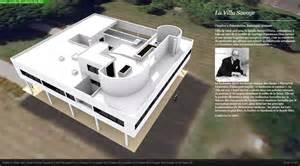 Garage Design Ideas Pictures visite virtuelle de la villa savoye de le corbusier