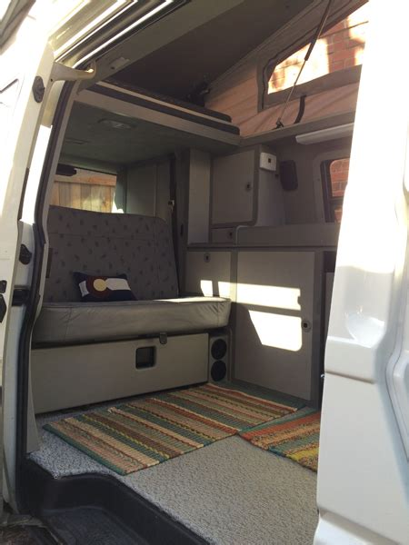 rent  volkswagen eurovan full camper rocky mountain