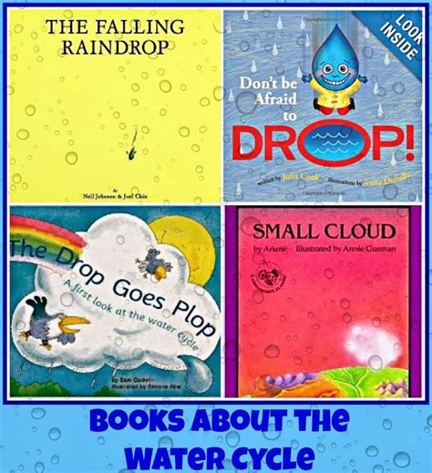 s cycle books 33 best images about water cycle lessons and activities on