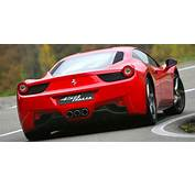 2018 Ferrari 458 Italia Wallpaper &183�