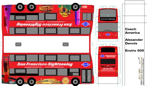 Papercraft Mustika eagle high jpg 496 215 351 paper buses