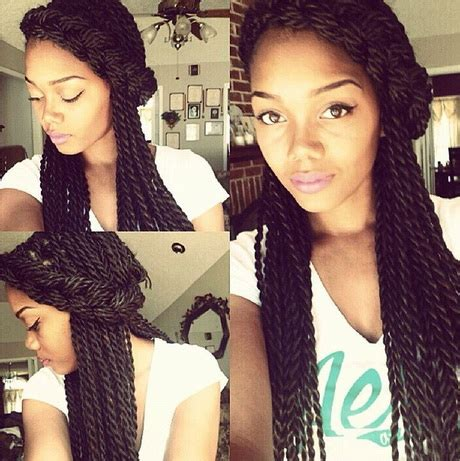 modern hairsyyles in senegal senegalese braids hairstyles