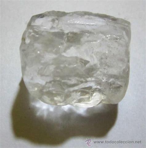 propiedades de la piedra de sal el esp 237 ritu cristal halita sal gema o piedra de sal