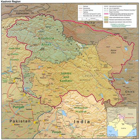 Kashmir India Map by File India Gujarat Locator Map Svg Wikipedia