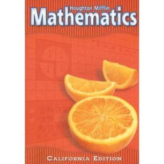 houghton mifflin mathmatics student edition level 2 2002 books houghton mifflin 4th grade 4 math test answers workbook on