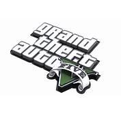 GTA V 3D Logo By Stiffme1ster On DeviantArt