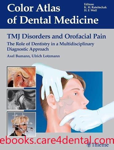 Cd E Book A Color Atlas Of Orofacial Health And Diseases In Children color atlas of dental medicine tmj disorders and orofacial pdf