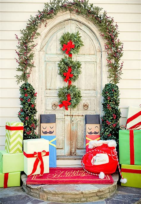 Front Door Giveaway - the great christmas giveaway front door finale handmade charlotte