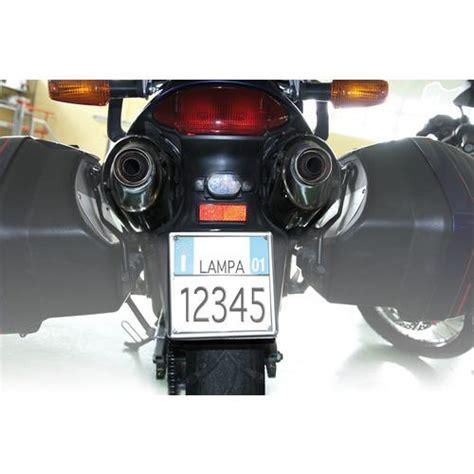 cornice targa moto cornice targa in acciaio inox moto styling portatarga
