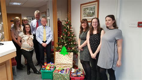 Mcfarland Food Pantry by Bridge Mcfarland Festive Appeal Supports Food Banks Across