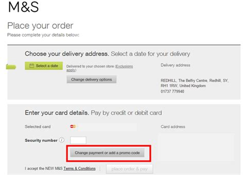 Using A Gift Card Online - ask marks spencer how do i use my gift card e gift card online