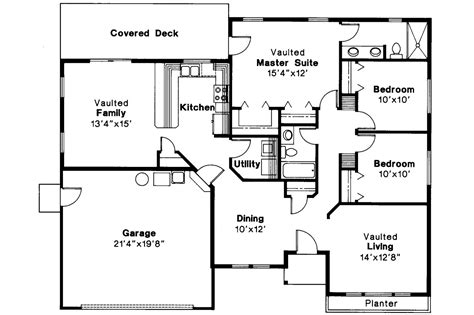 traditional floor plans traditional house plans jerico 30 042 associated designs