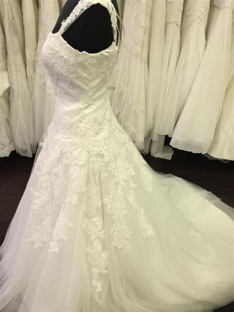Danisa Dress pronovias danisa 700 size 16 sle wedding dresses