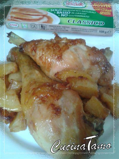 come cucinare arrosto di pollo pollo arrosto con patate cucinatamo