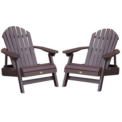 spguyusa highwood adirondack chair in acorn