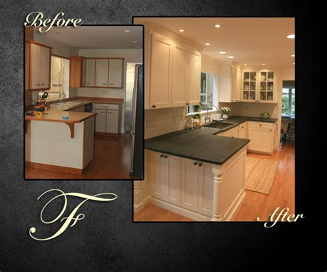 before and after vancouver heights kitchen remodel