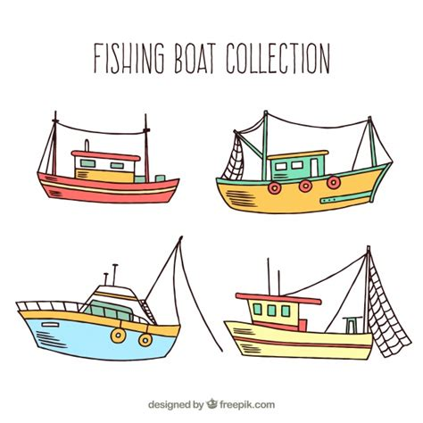 barcos de pesca animados pacote de barcos de pesca desenhados 224 m 227 o baixar