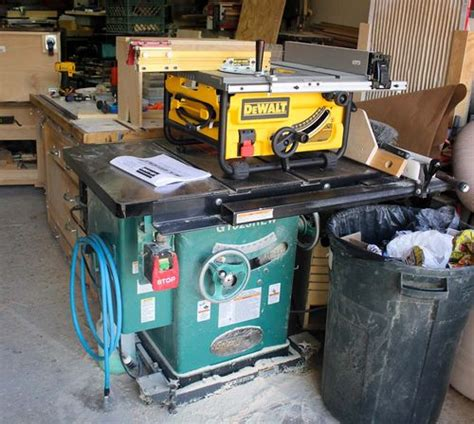 pros and cons of two type of table saw by tamtum