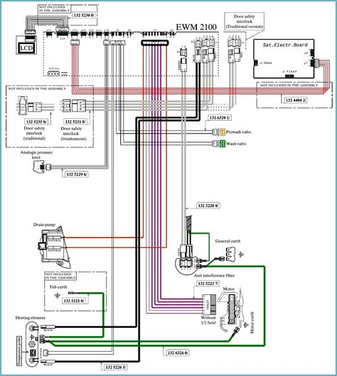 electrolux washing machine wiring diagram wiring diagram