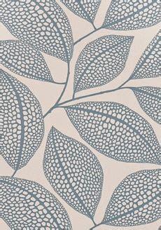 wallpaper printing pebble leaf boathouse blue misp1039 miss print