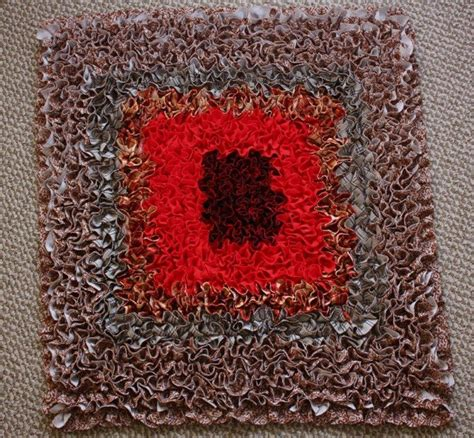 Make Shaggy Rag Rug by 17 Best Images About Rag Shag Rugs On