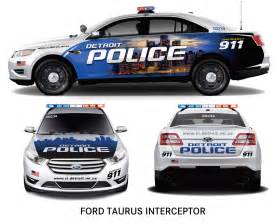 look what the new detroit cars and ambulances will