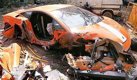 fatal lamborghini crash car crash fatal lamborghini lp550 2 balboni wreck in