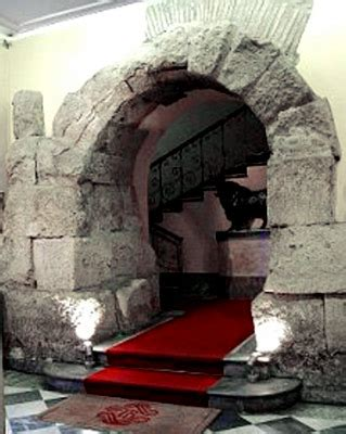 derivato di porta porta sanqualis porte severiane romanoimpero