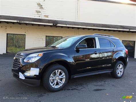 chevrolet equinox back 2017 black chevrolet equinox lt awd 116944276 photo 11