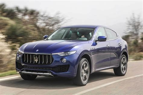 maserati car 2016 2016 maserati levante review can maserati really an