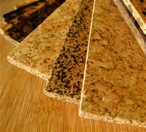sustainable building materials cork flooring www