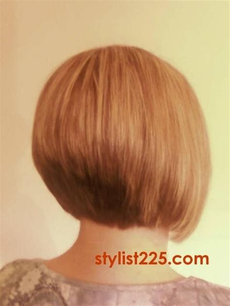 how cut inverted wedge stacked back suzie e 3 20 09 stylist225 com of baton rouge salon