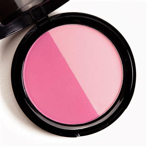 kat von d shade and light blush kat von d bonnie clyde shade light blush duo review