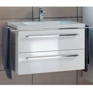 marlin badmöbel waschtisch mit unterschrank 80 cm bestseller shop f 252 r
