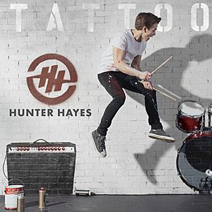 tattoo hunter hayes lyrics youtube hunter hayes tattoo listen