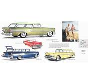 1957 Pontiac Brochure