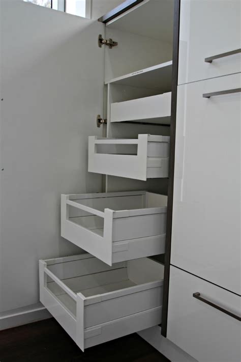 Pantry Cabinet With Drawers by Pantry Designs For Today S Kitchen Matthews Joinery