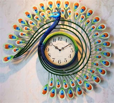 handmade wall clock design ideas dwell  decor