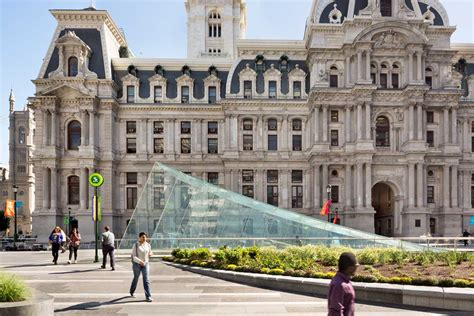 Landscaper Philadelphia Dilworth Park Philadelphia City