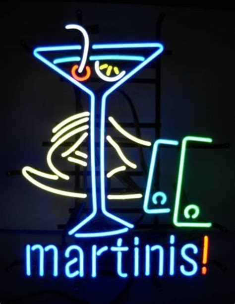 martini bar sign cocktail and martini bar neon sign open martinis